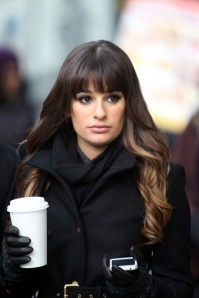 Celebrity Sightings In New York City - November 18, 2012